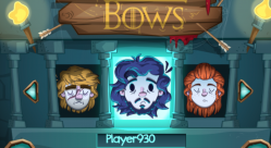 Game of bows