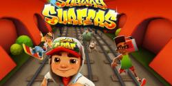 Subway surfers robot koşusu 3d